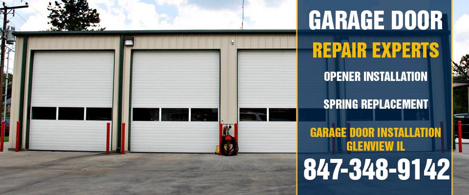 Commercial Garage Door Glenview Il Garage Door Installation